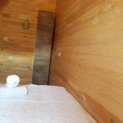 Отель Cirali Flora Pension 3* Улучшенный номер с различными типами кроватей фото 5