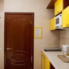 Гостиница Теремок Заволжский Семейные апартаменты разные типы кроватей фото 2