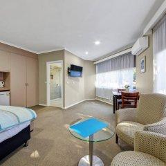 Отель Bendigo Central Deborah 3* Люкс повышенной комфортности с различными типами кроватей фото 5