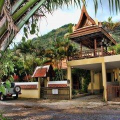 Отель Thai Cottage Kamala Beach парковка