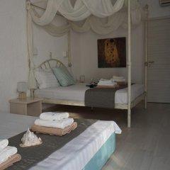 Отель Ariadni Blue 3* Стандартный семейный номер с разными типами кроватей фото 2