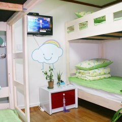Отель Seoul Tower Family Guesthouse 2* Стандартный номер фото 3