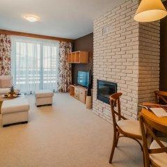 Отель Green Life Resort Bansko 3* Апартаменты с различными типами кроватей фото 3