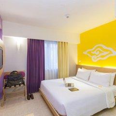 Отель Best Western Kuta Beach 3* Стандартный номер с различными типами кроватей