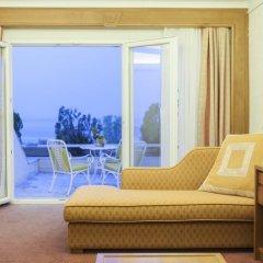 Отель Athos Palace балкон