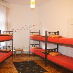 Time Hostel Кровать в общем номере с двухъярусной кроватью фото 8