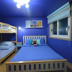 Отель Han River Guesthouse 2* Семейная студия с двуспальной кроватью фото 42