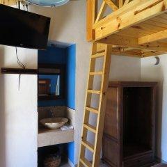 Hotel Ecológico Temazcal Стандартный семейный номер с двуспальной кроватью фото 2
