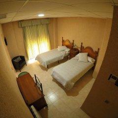 Отель Hostal La Casa de Enfrente Стандартный номер двуспальная кровать фото 2