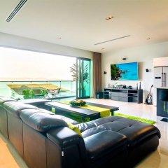 Отель Elemental 5FL Infinity Pool Seafront Villas 5* Вилла Делюкс фото 12