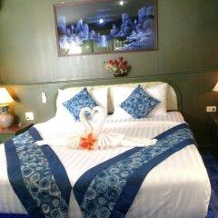Отель Vech Guesthouse 3* Номер Делюкс разные типы кроватей фото 4