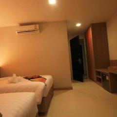 Отель Di Pantai Boutique Beach Resort 4* Стандартный номер с разными типами кроватей фото 5