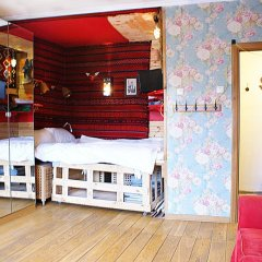 Апартаменты Mitino Crocus Expo Apartment сауна