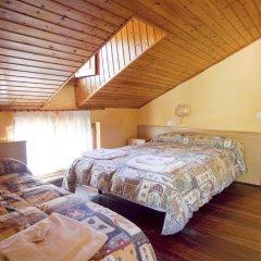 Отель Taberna de Tresviso комната для гостей
