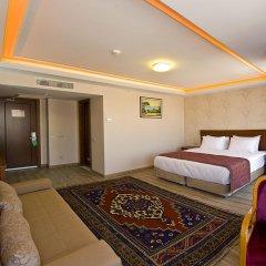 Askoc Hotel 3* Улучшенный семейный номер с двуспальной кроватью