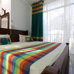 Отель Villa Baywatch Rumassala 3* Студия Делюкс с различными типами кроватей