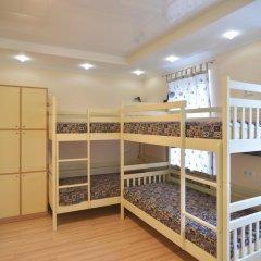 Hostel Veselka - Key2Gates Кровать в женском общем номере с двухъярусной кроватью фото 2