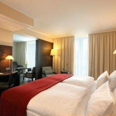 Отель NH Collection Berlin Mitte Am Checkpoint Charlie 4* Стандартный номер с разными типами кроватей фото 37