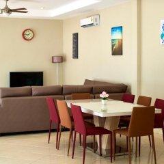 Отель Cozy Beach pool villa by MyPattayaStay питание