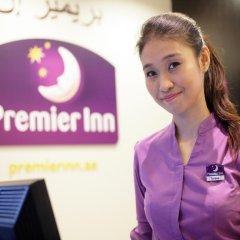 Отель Premier Inn Abu Dhabi Capital Centre