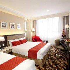 Metropark Hotel Kowloon 4* Стандартный номер с различными типами кроватей фото 3
