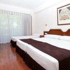 Отель Senator Barajas 4* Стандартный номер с различными типами кроватей фото 6