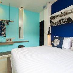 Отель The Journey Patong 3* Стандартный номер с различными типами кроватей фото 10