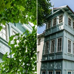 Апартаменты Sanhaus Apartments Апартаменты фото 49