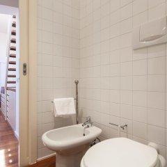 Отель Maxxi Penthouse Италия, Рим - отзывы, цены и фото номеров - забронировать отель Maxxi Penthouse онлайн ванная