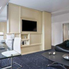 Отель W Paris - Opera 5* Стандартный номер с различными типами кроватей фото 2