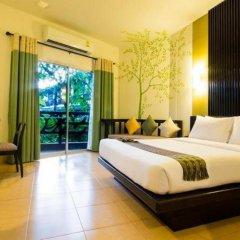 Отель Anyavee Ban Ao Nang Resort 3* Стандартный номер с различными типами кроватей фото 3