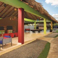 Отель Dreams Palm Beach Punta Cana - Luxury All Inclusive Доминикана, Пунта Кана - отзывы, цены и фото номеров - забронировать отель Dreams Palm Beach Punta Cana - Luxury All Inclusive онлайн детские мероприятия