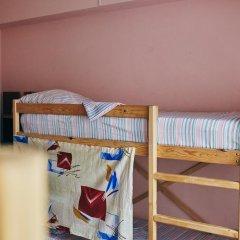 Хостел Миг Кровать в общем номере с двухъярусной кроватью фото 6