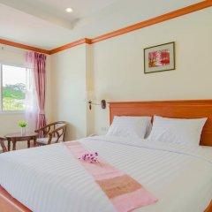 Отель Phaithong Sotel Resort 3* Улучшенный номер с двуспальной кроватью фото 11