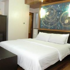 Отель Baan Talay Dao 3* Вилла с различными типами кроватей фото 2