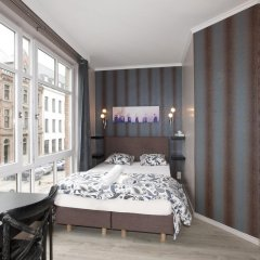 Отель B&B Antwerp Harbour View 3* Стандартный номер с различными типами кроватей фото 5