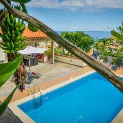 Отель Villa Ricardo бассейн фото 3