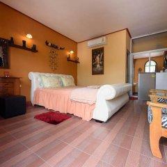 Отель Cowboy Farm Resort Pattaya 3* Улучшенная студия с различными типами кроватей фото 12