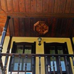 Defne Hotel балкон