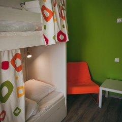 Hostel For You Кровать в общем номере с двухъярусной кроватью фото 7