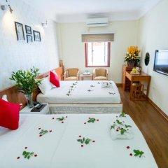 The Queen Hotel & Spa 3* Стандартный семейный номер разные типы кроватей фото 24