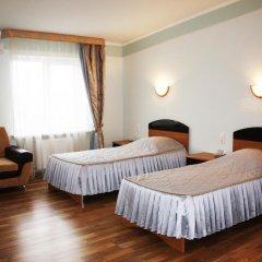 Гостиница 7 Небо Кровать в общем номере с двухъярусными кроватями
