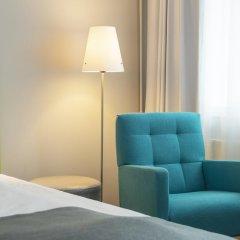 Thon Hotel Trondheim 3* Стандартный номер с двуспальной кроватью фото 4