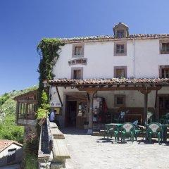 Отель Taberna de Tresviso Стандартный номер с различными типами кроватей фото 4