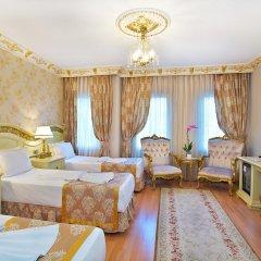 Отель White House Istanbul Стандартный номер с различными типами кроватей фото 5