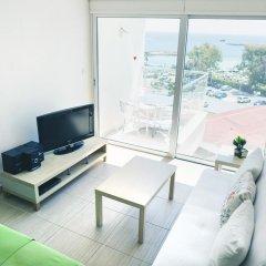 Отель Paradise Apartment Кипр, Протарас - отзывы, цены и фото номеров - забронировать отель Paradise Apartment онлайн комната для гостей фото 4