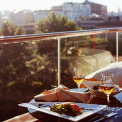 Гостиница Аквамарин питание фото 11