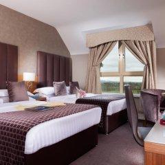 Castleknock Hotel 4* Люкс повышенной комфортности с двуспальной кроватью фото 2