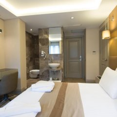 Отель GK Regency Suites 4* Номер категории Эконом с различными типами кроватей фото 2