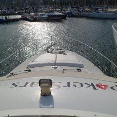 Отель La Gavina Boat Испания, Барселона - отзывы, цены и фото номеров - забронировать отель La Gavina Boat онлайн приотельная территория